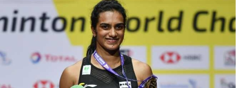 Answer to those who doubted me, says PV Sindhu