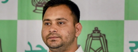 Crime, corruption reach alarming level in Nitish govt: Tejashwi