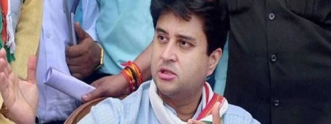 Demand for new role for Jyotiraditya