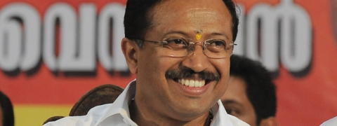 Muraleedharan calls on Kerala Governor