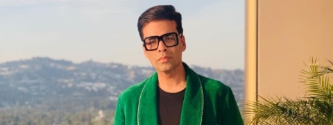 Karan Johar rubbishes allegation of hosting 'drug party'