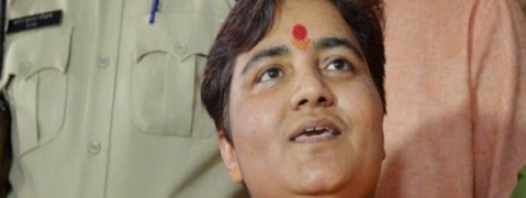 BJP warns Pragya Thakur not to speak in public