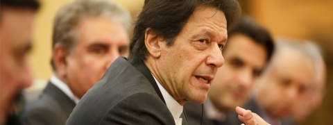 Pakistan will respond effectively to any Indian aggression: Imran Khan