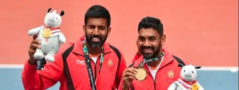 Bopanna, Sharan in US Open with different partners