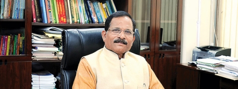 MoS Defence Naik asks children to play leading role in making 'New India'
