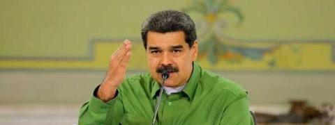 Maduro optimistic about dialogue process with opposition