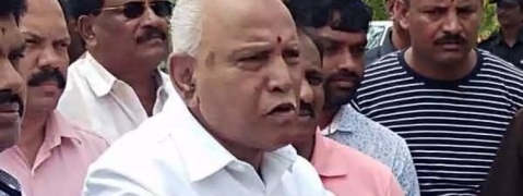 Karnataka government to provide Rs 5 lakh to rebuild the collapsed houses due to floods: Yediyurappa