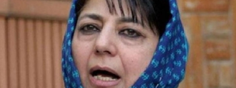 Centre hasn't made efforts to reach out: Mehbooba