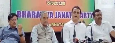 No discontent among the BJP leaders in Karnataka: Minister