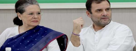 CWC asks Rahul to reconsider resignation; 5 panels for talks on new chief