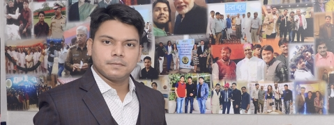 28-yr-old founder of PR firm enters in India Book of Records