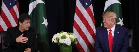 Imran Khan mediating between US, Iran