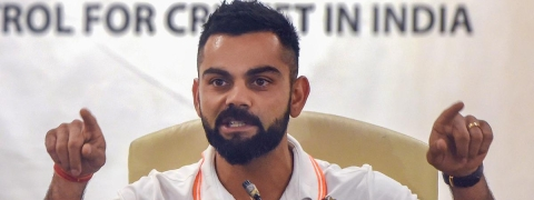 Kohli wants to win every game, looks for consistency ahead of home season