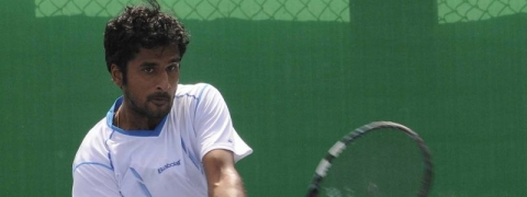 ATP Challenger: Saketh crashes out, Balaji-Vardhan enter second round