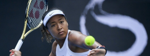 Osaka in second round, Halep through at China Open