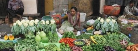 Retail inflation in August at 3.21 per cent vs 3.15 per cent in July