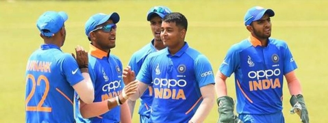 India beat Bangladesh by five runs to win Under-19 Asia Cup Title