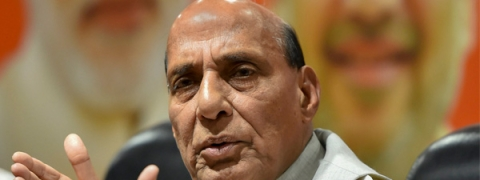 Bio-terror is a real threat today: Rajnath Singh