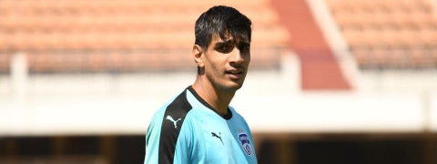 We will play to win against football powerhouse Oman: Gurpreet Singh