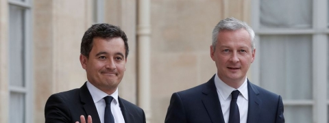 Two French ministers receive death threats