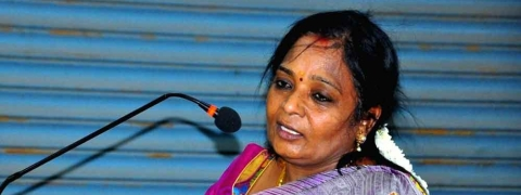 Tamilisai sworn in as first woman Guv of Telangana