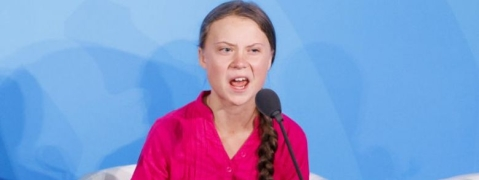 'You have stolen my dreams', says Greta Thunberg at UN climate summit