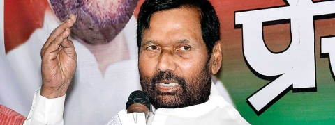 British imposed English on Indians: Paswan