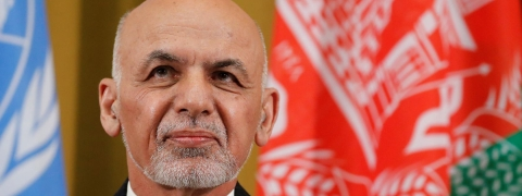 Afghan President rejects poll rigging charges, urges Taliban to stop war