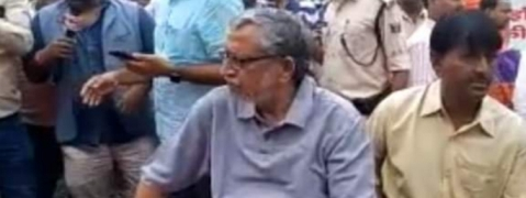 Deputy CM Sushil Modi evacuated from his residence as flood submerges Bihar