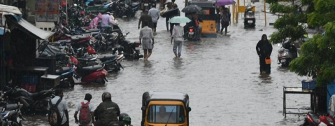 Chennai experiences wettest day of the year during September in a decade