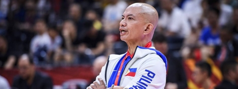 Yeng Guiao resigns as Philippines national basketball team head coach