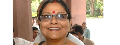 TMC MP Kakoli Ghosh Dastidar appears before CBI probing Narada sting