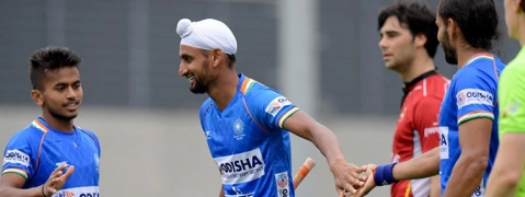 India beat Belgium 2-0 in men's hockey