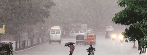 Heavy to very heavy rain likely in next 3 days in Telangana :MET