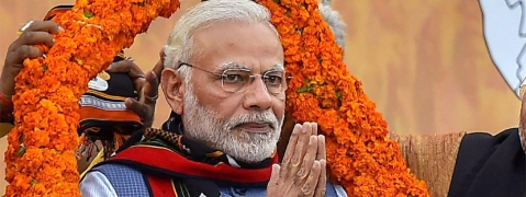 PM likely to celebrate his 69th b'day in Kashi