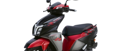 TVS Motor Company launches TVS NTORQ 125 Race Edition