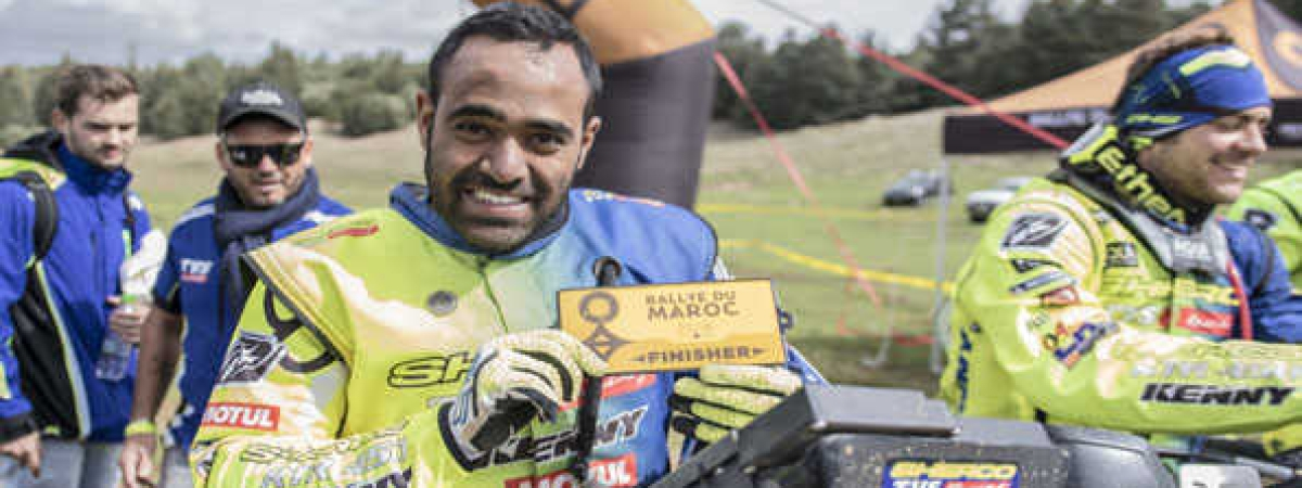 Sherco TVS Rally Factory Team announces four rider squad for PanAfrica Rally 2019