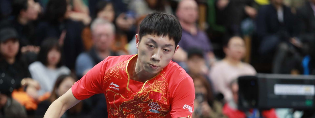 China's Xu Xin trashes Japan's last hope in 2019 Asian Table Tennis Championship