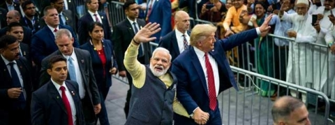 Trump played second fiddle to Modi, says media