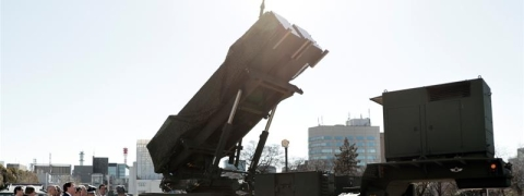 Turkey to buy US Patriot missiles