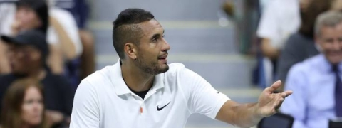 Tennis great Rod Laver serves up criticism of Nick Kyrgios