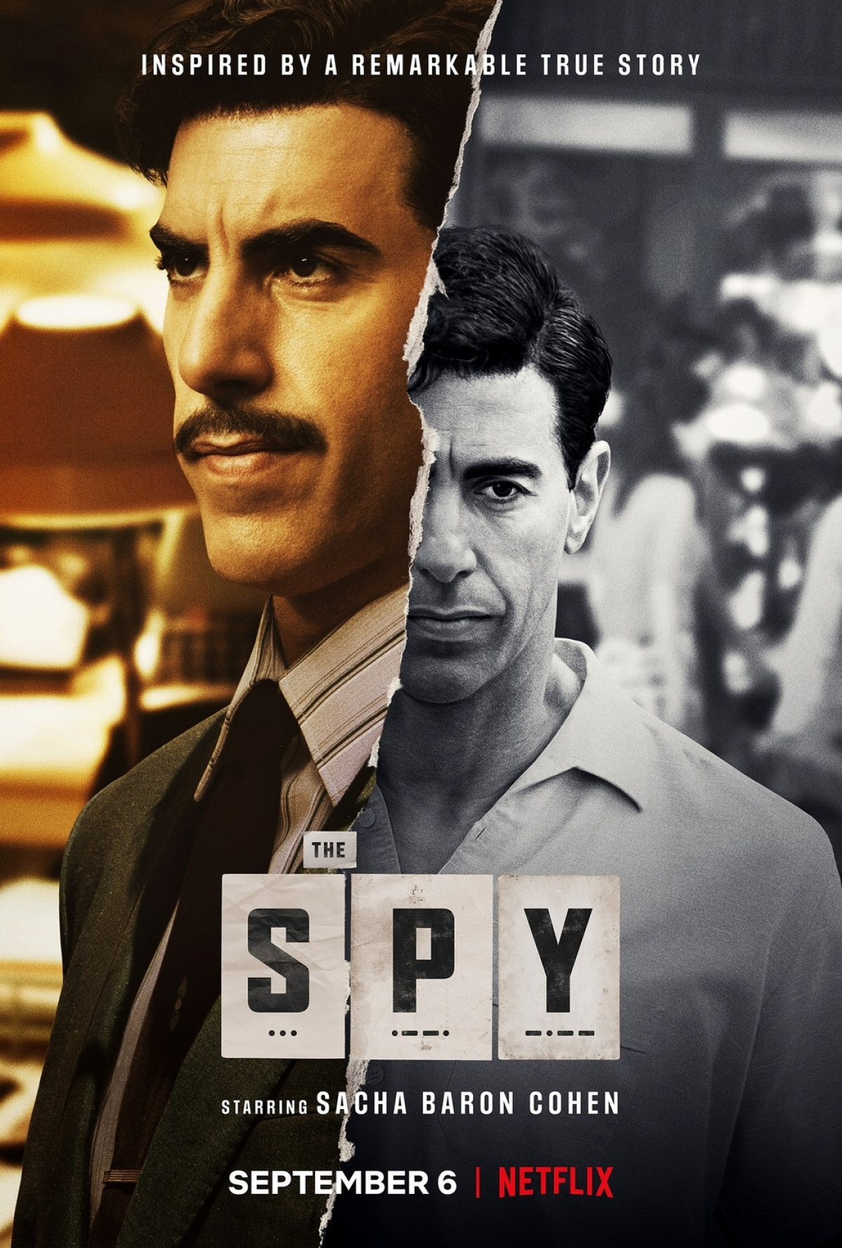 """The Spy"" : For the love of Mossad and Israel!"