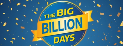 Flipkart unveils 'The Big Billion Days'