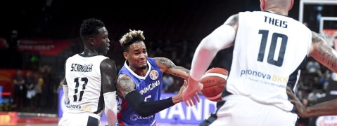 Liz carries Dominican Republic past Germany at FIBA World Cup