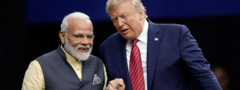 PM thanks 'Steadfast Friend' Trump
