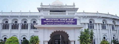 Penultimate day's proceedings of Telangana Assembly begins