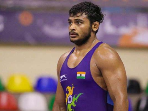 Injured Deepak Punia settles for World Wrestling C'ship silver after pulling out of final