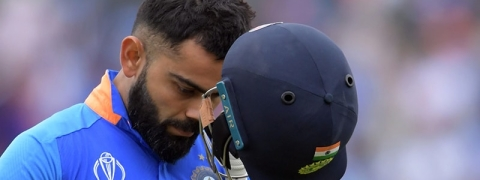 Kohli ditches proven chasing route to 'get out of comfort zone'