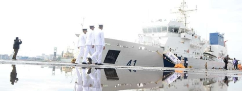 'ICGS Varaha will be a force multiplier for Coast Guard'
