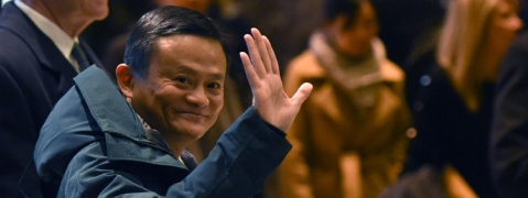 Alibaba chief steps down